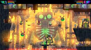 Catching Up On Games – Guacamelee!
