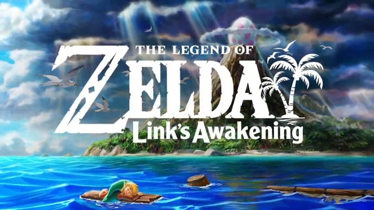 Dreams of the Wind Fish – My First Playthrough of Link'sAwakening