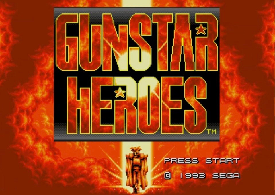 Gunstar Heroes – Treasure's Debut Gem