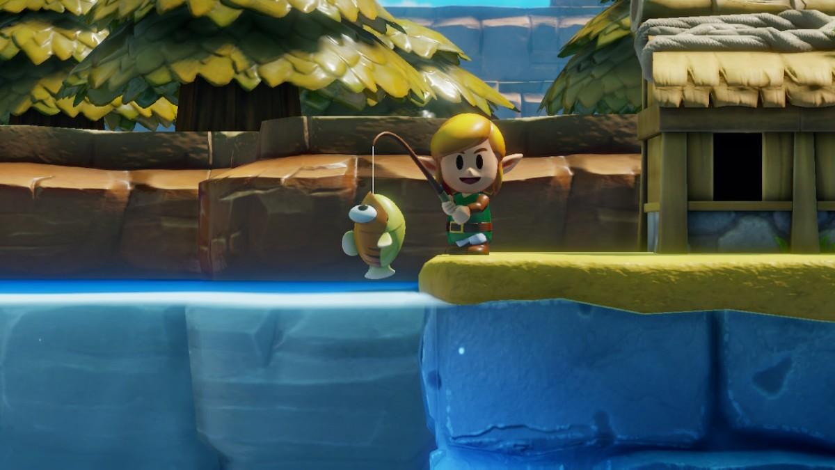 Link's Awakening – My FirstImpression