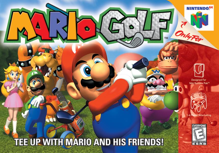 Mario Golf –N64