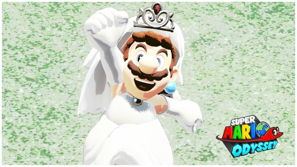 Memories Of Super Mario Odyssey