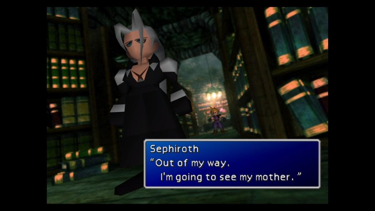 #MaybeInMarch – Final FantasyVII