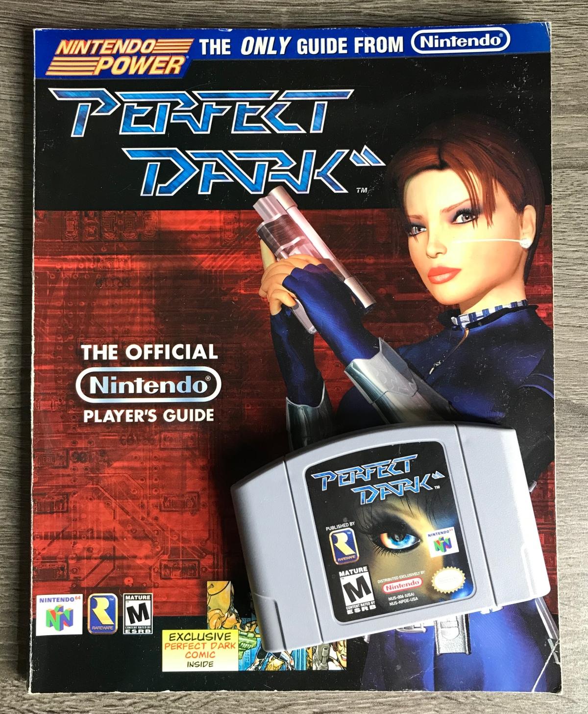 20 Years of PerfectDark