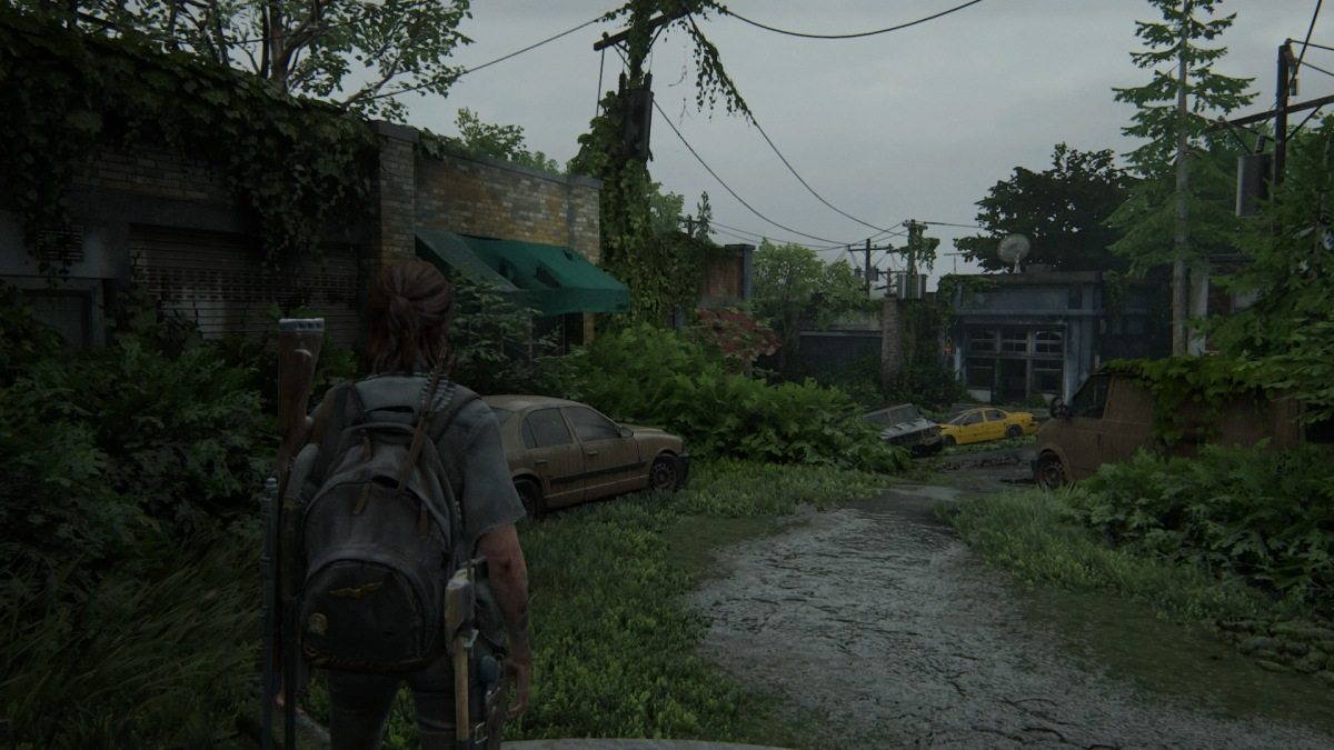 Black Gives Way to Blue – My Thoughts on The Last of Us Part2