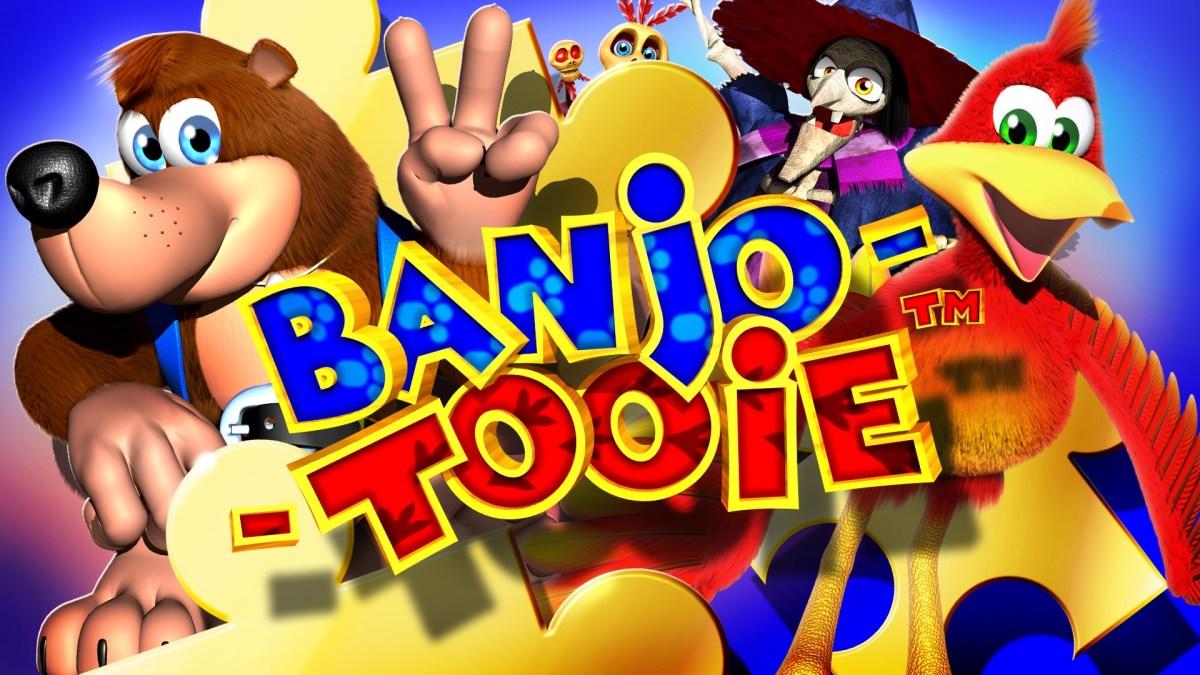 Achievement Hunters –Banjo-Tooie